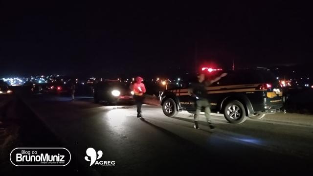 Mais uma morte é registrada em acidente na BR-104