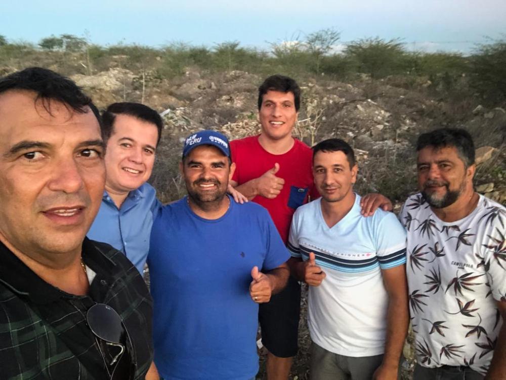 Edson Vieira anuncia pista de motocross para Santa Cruz do Capibaribe