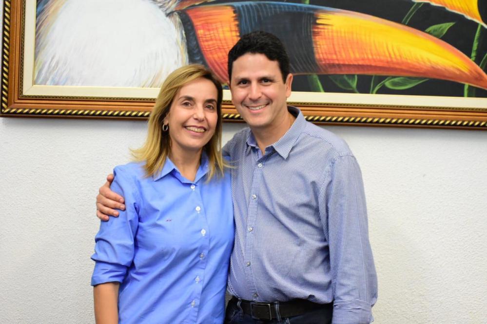 Deputada Alessandra Vieira é a nova presidente do PSDB em Pernambuco