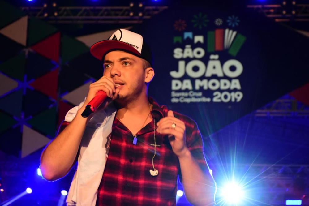 São João da Moda – Wesley Safadão destaca retorno ao município de Santa Cruz do Capibaribe