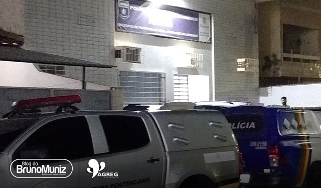 Detento é flagrado com drogas em presídio de Santa Cruz do Capibaribe