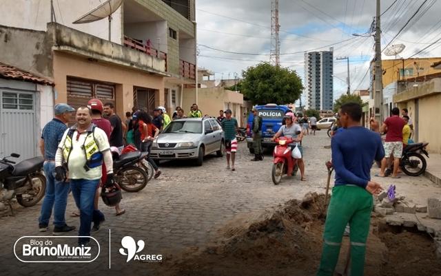 Menores são detidos com simulacro de arma de fogo em Santa Cruz do Capibaribe
