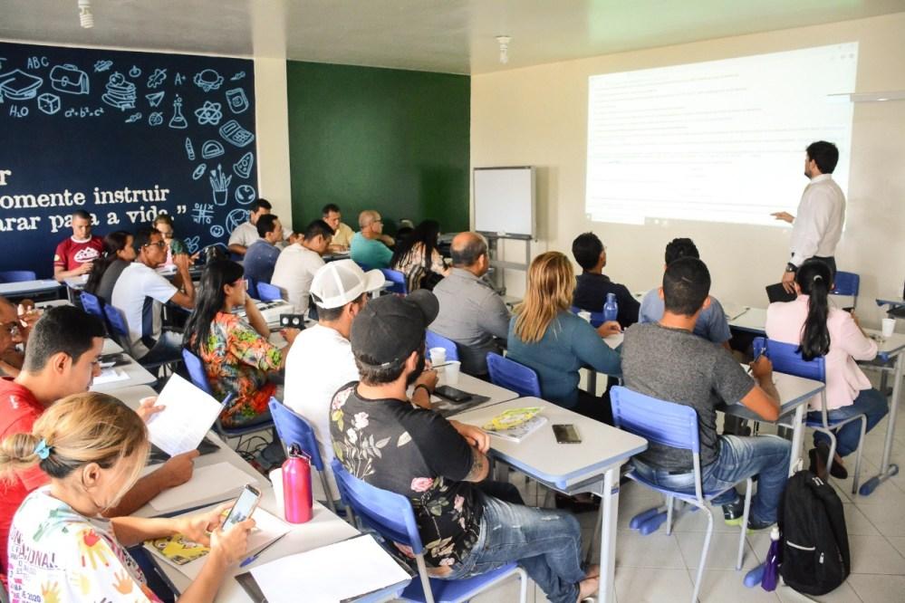 Pré-candidatos ao Conselho Tutelar de Santa Cruz do Capibaribe participam do curso de formação