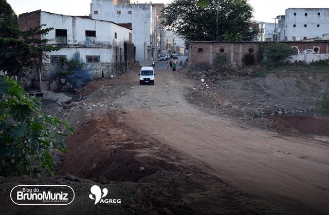 Após interdição de ponte, desvio temporário é liberado para condutores em Santa Cruz do Capibaribe