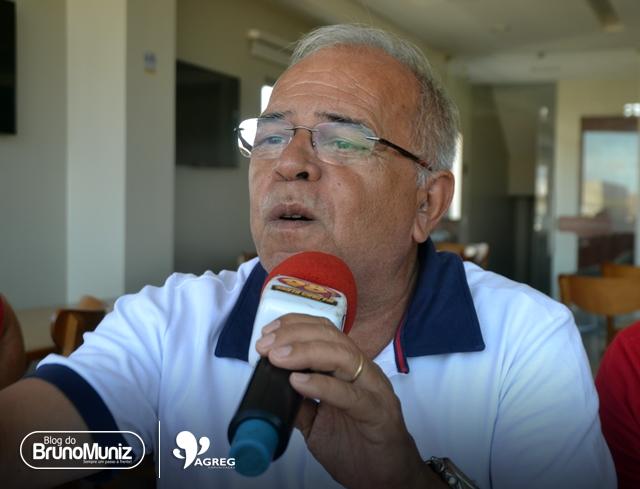 """""""Estou tranquilo"""", diz Fernando Aragão sobre notificação de campanha eleitoral antecipada"""