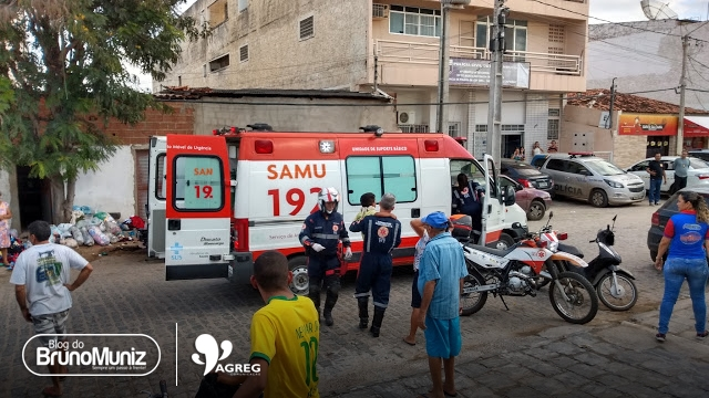 Criança de 4 anos é atropelada em Santa Cruz do Capibaribe