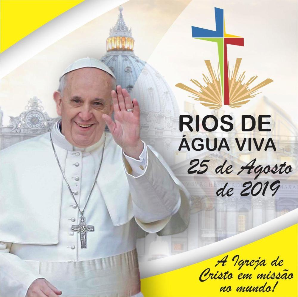 Rios de Água Viva 2019 será realizado neste domingo (25)