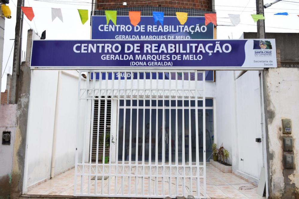 Santa Cruz do Capibaribe recebe Centro de Reabilitação