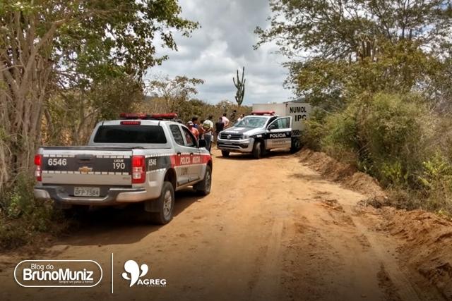 Jovem que residia em Taquaritinga do Norte é assassinado na zona rural de Alcantil, na Paraíba