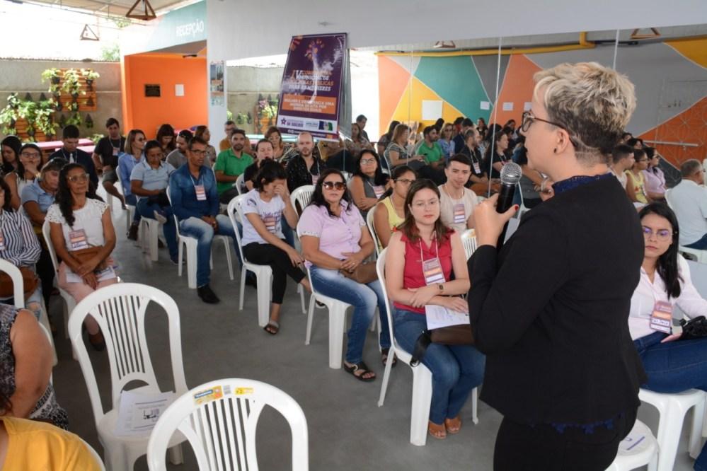 IV Conferência Municipal de Políticas Públicas para as Mulheres é realizada em Santa Cruz do Capibaribe