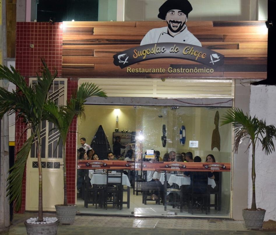 Restaurante Sugestão do Cheff celebra I Festival Gastronômico