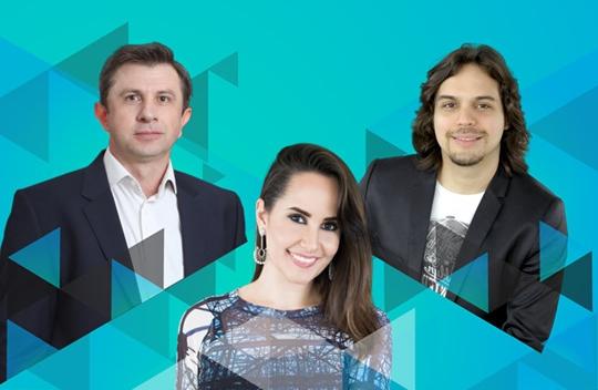 Murilo Gun, Ana Tex e Luciano Salamacha participarão de seminário em Caruaru