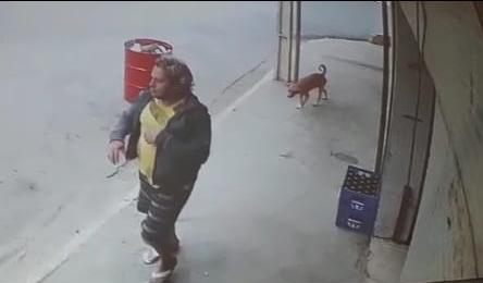 Homem é preso por furto de cigarros em Pão de Açúcar, distrito de Taquaritinga do Norte.