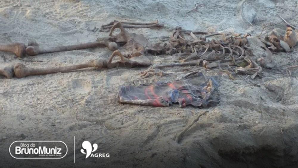 Plantão – Ossada humana é encontrada nas imediações do presídio de Santa Cruz do Capibaribe