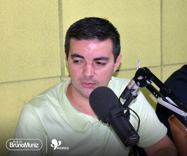 """Cidade em Foco – """"Não podemos usar a seca como desculpa para tudo"""", diz Allan Carneiro sobre falta de água em Santa Cruz"""
