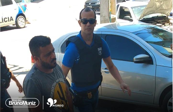 Operação das polícias de PE e PB prende um foragido acusado de homicídios