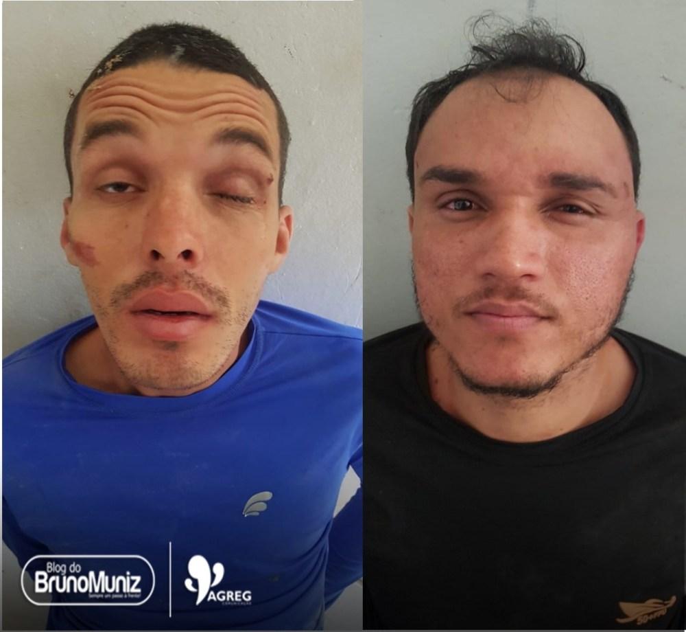 BEPI prende três pessoas com armas e munições durante madrugada em Santa Cruz do Capibaribe