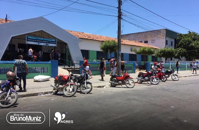 Eleição para conselheiros tutelares ocorre de maneira tranquila em Santa Cruz do Capibaribe