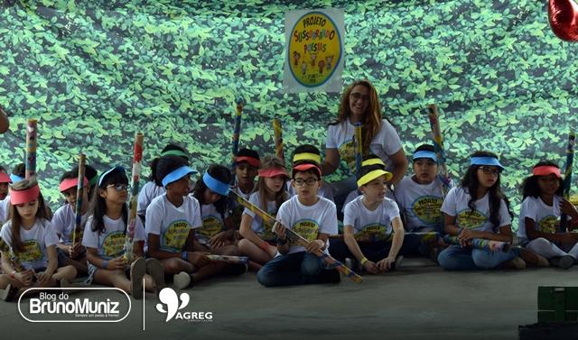 Crianças de escola pública em Santa Cruz do Capibaribe produzem livro de poesias