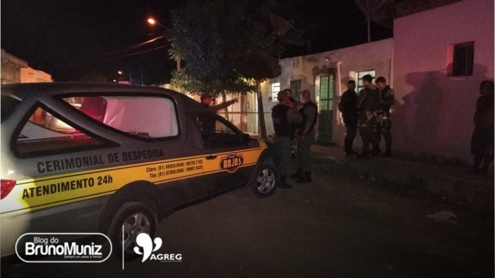 PLANTÃO – Homem é assassinado em São Domingos