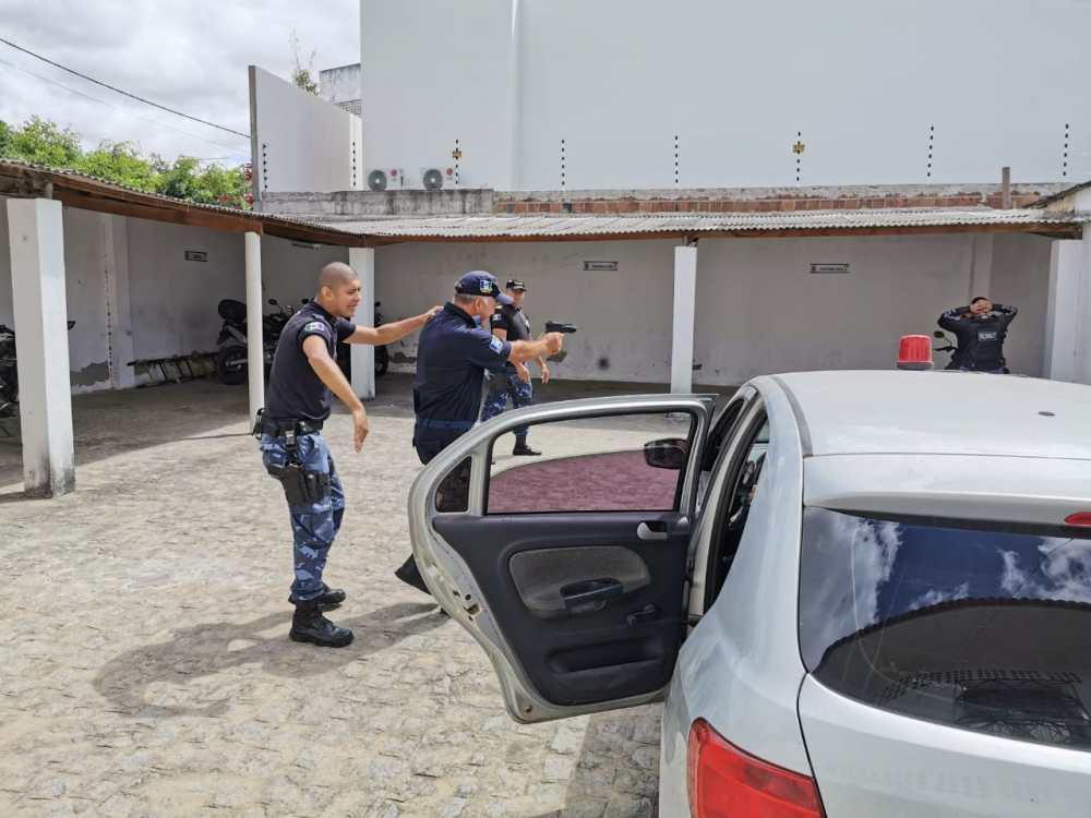 Secretaria Municipal de Defesa Social de Santa Cruz do Capibaribe inicia capacitação para Guardas Municipais
