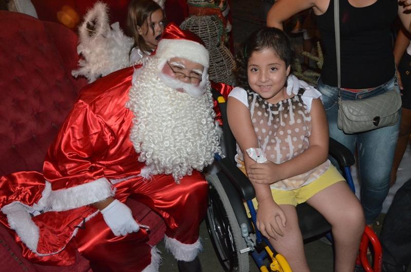 Chegada do Papai Noel vai marcar início do Natal em Santa Cruz do Capibaribe