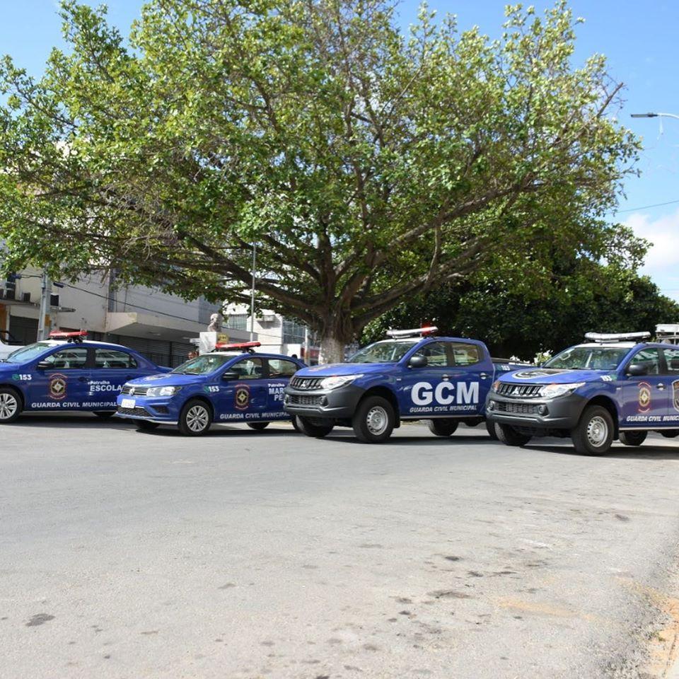 Guarda Civil Municipal atua na redução dos índices de criminalidade em Santa Cruz do Capibaribe