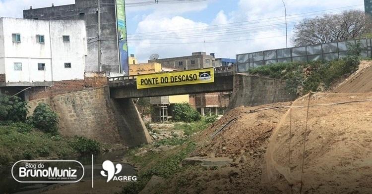 Empresa que fará obra em ponte no município de Santa Cruz do Capibaribe é apresentada