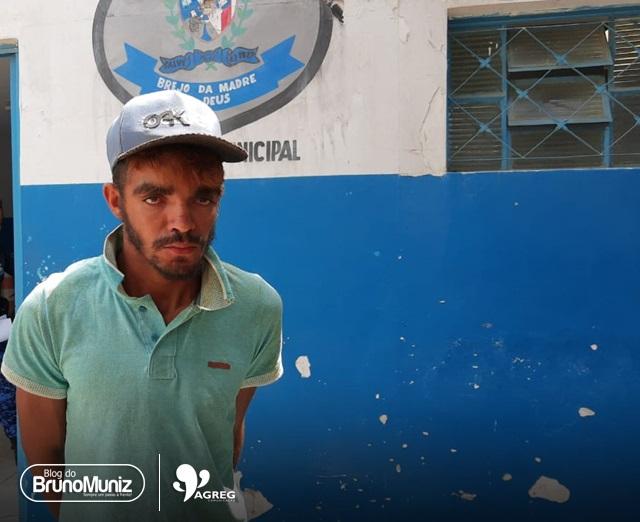 Preso – Homem que perseguiu jovem se masturbando é capturado em São Domingos