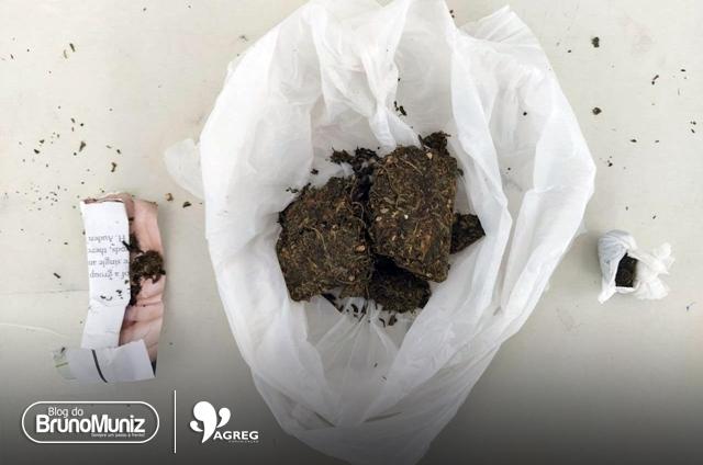 Polícia realiza apreensão de drogas em Santa Cruz do Capibaribe