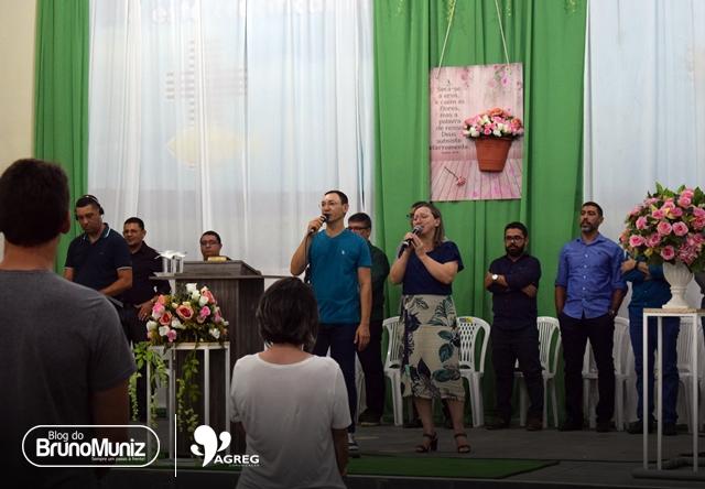 1ª Igreja Congregacional Vale da Benção encerra retiro anual de carnaval