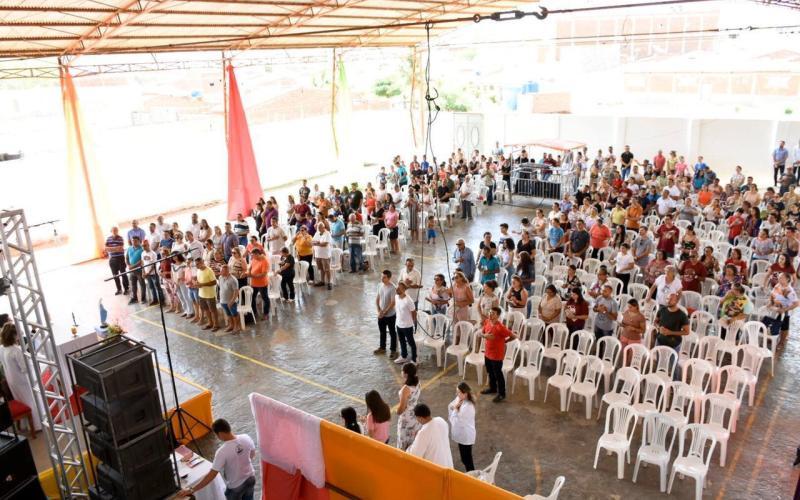 Comunidade Católica Divina Misericórdia realiza retiro anual de carnaval