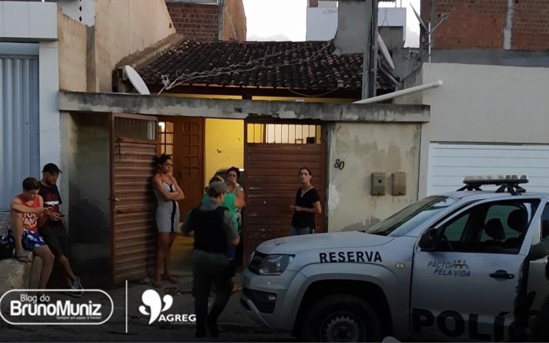 Homem é encontrado morto em Santa Cruz do Capibaribe