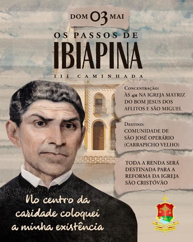 """Os Passos de Ibiapina 2020"" nos preparativos finais"