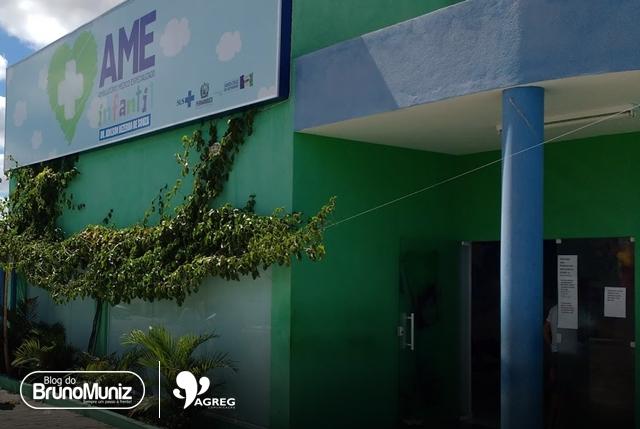 Crianças começam a ser atendidas na AME Infantil em Santa Cruz do Capibaribe