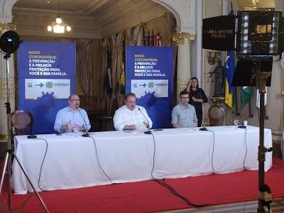 Coronavírus: Governo anuncia primeiro caso de cura clínica em PE