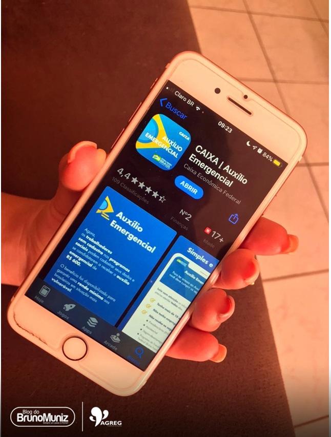 Autônomo pode baixar aplicativo a partir de hoje para renda de R$ 600