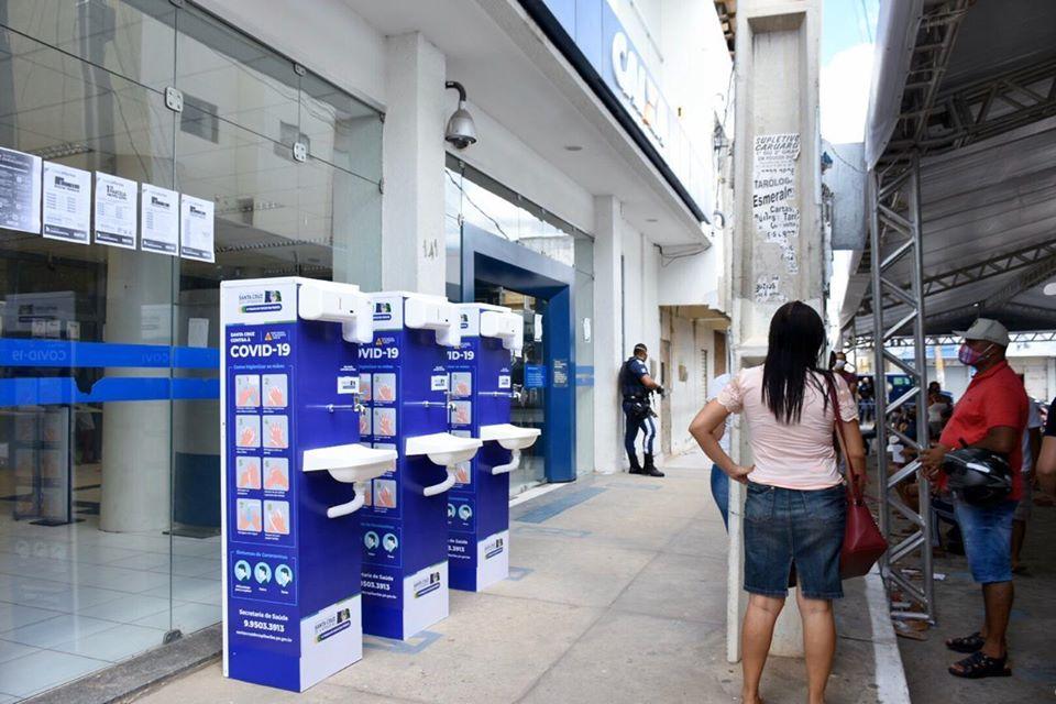 Fernando Aragão diz que lavatórios comprados pela prefeitura de Santa Cruz do Capibaribe custaram 'acima do valor' padrão