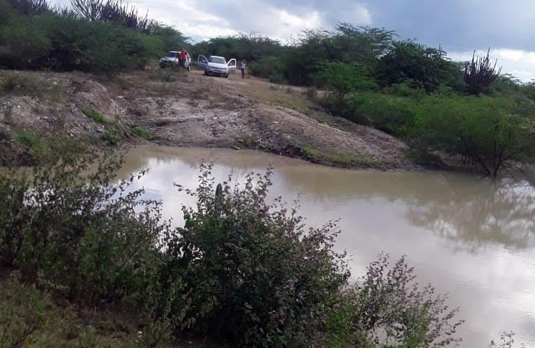 Homem fica ferido após mergulho em Taquaritinga do Norte
