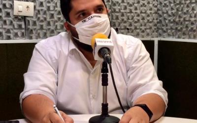 """Douglas Costa aponta que """"existe algo estranho na gestão"""" de Toritama e diz que médicos estão abandonando os cargos"""