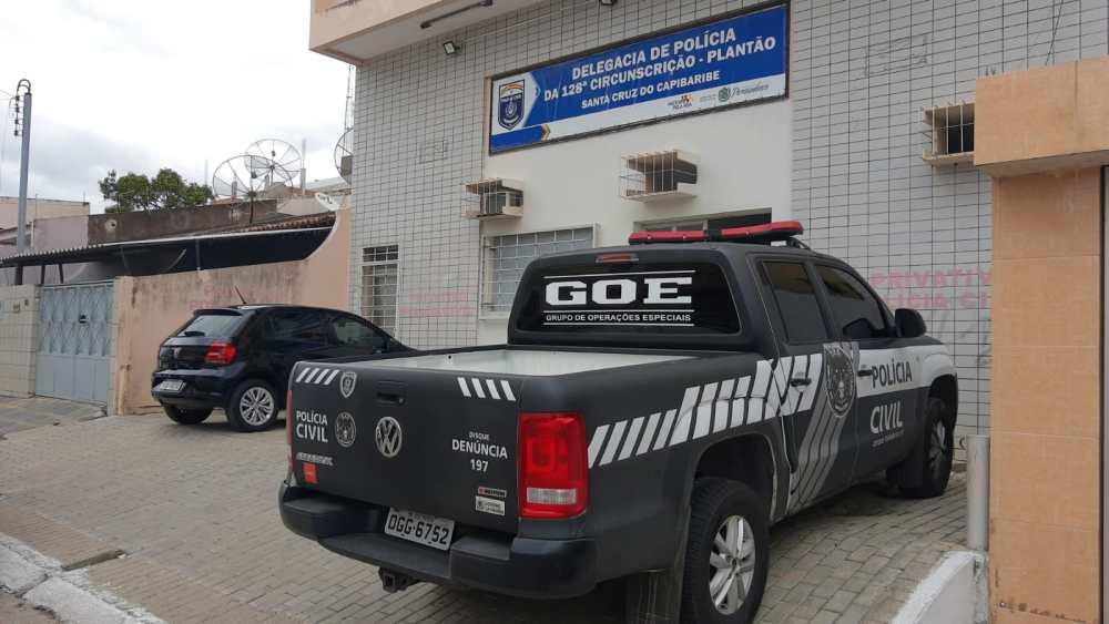 Jovem acusado de extorquir ex-governador da PB e ameaçar Doria é preso em Santa Cruz do Capibaribe