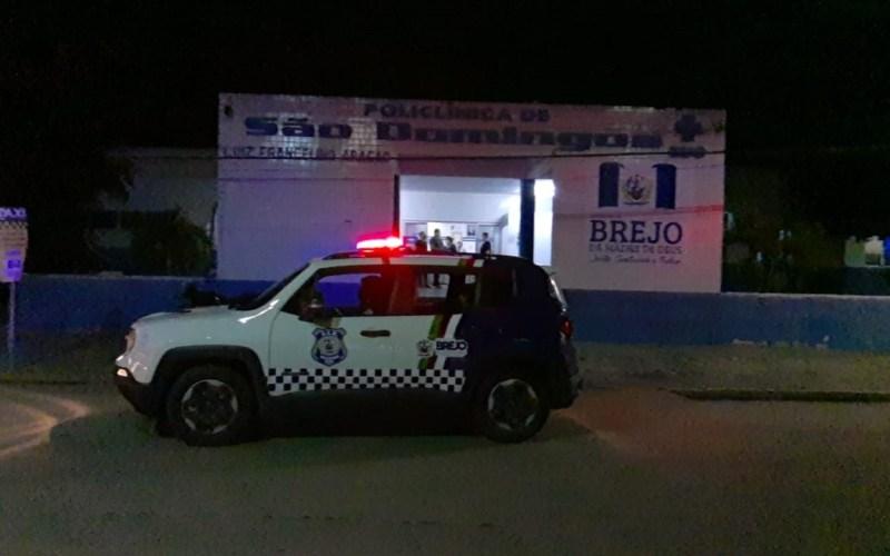 Homem reage a assalto e leva tiro em São Domingos, distrito de Brejo da Madre de Deus