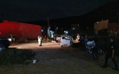 Homicídio é registrado no Neco Aragão, em Santa Cruz do Capibaribe