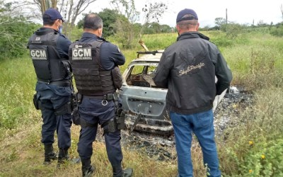 Corpo carbonizado é encontrado em Taquaritinga do Norte