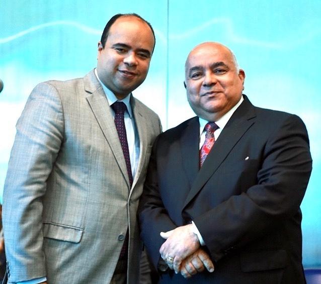 Presidente da IEADPE, Ailton José Alves, substitui o filho do cargo de vice-presidente