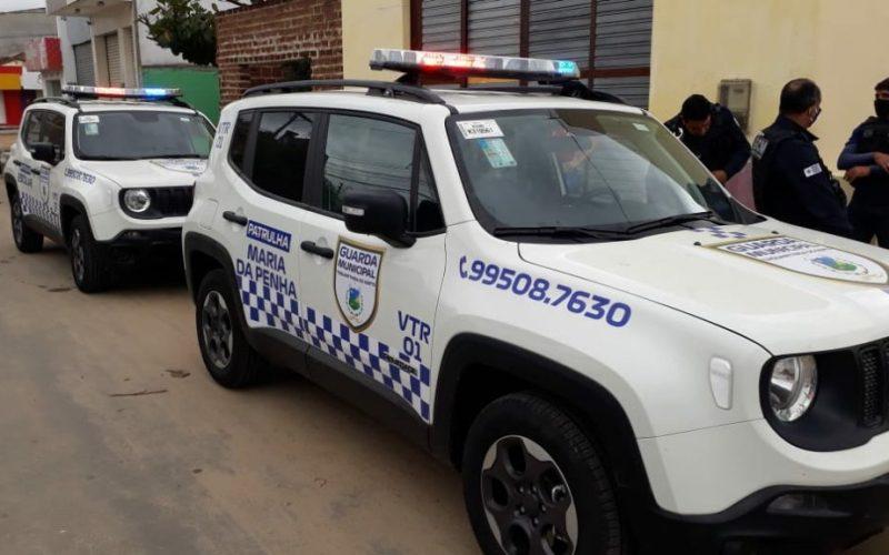 8 novas viaturas da Guarda Municipal de Santa Cruz do Capibaribe serão entregues neste sábado (04)