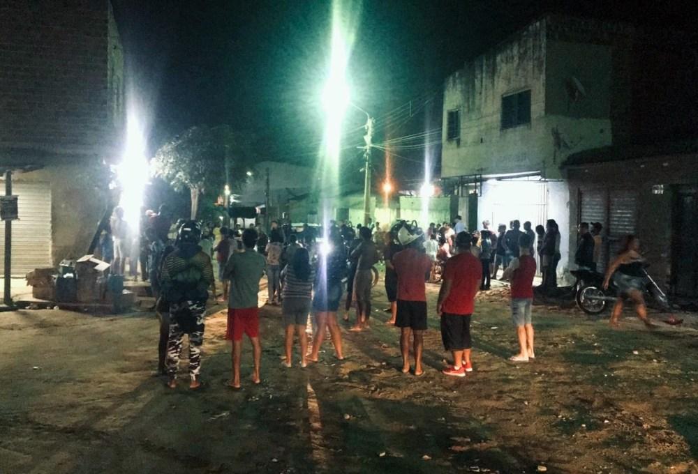 Confusão em bar termina com duas pessoas feridas em Santa Cruz do Capibaribe
