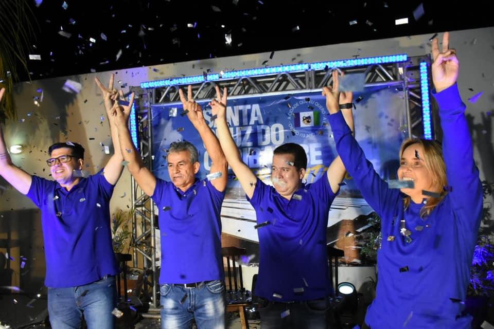 Joselito Pedro é confirmado como pré-candidato a vice na chapa Dida de Nan