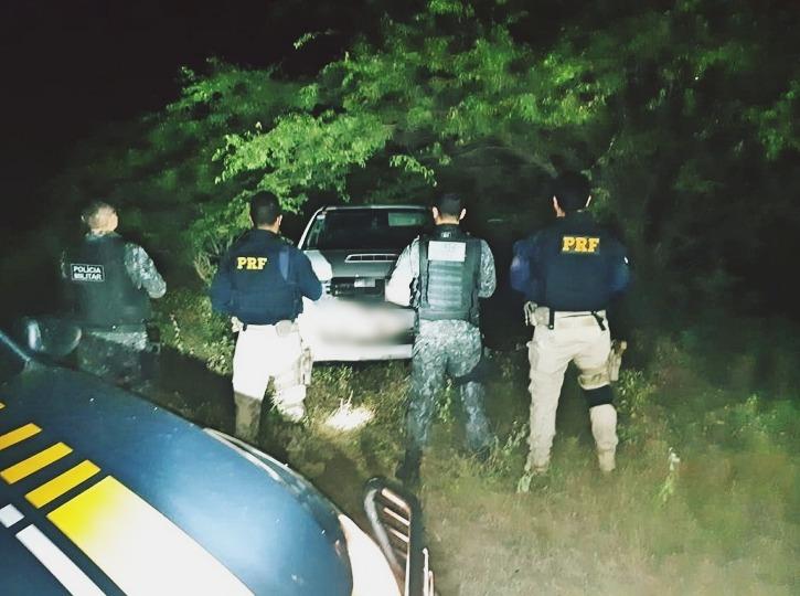PRF recupera em Toritama e Taquaritinga do Norte veículos que haviam sido roubados