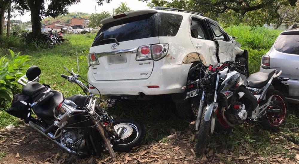 Grupo de motociclistas divulga estado de saúde dos feridos em acidente
